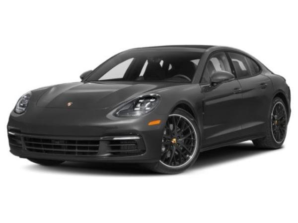 2019 Porsche Panamera 4S