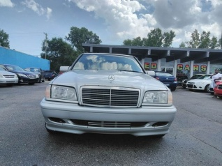 Used 2000 Mercedes Benz C Class C 230 Kompressor For Sale In Clinton  Township