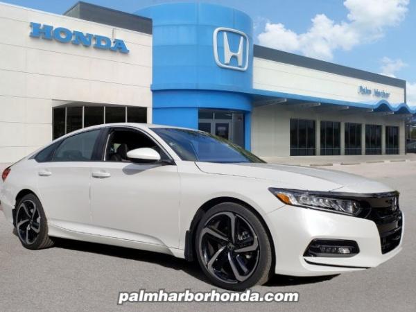 2020 Honda Accord in Palm Harbor, FL