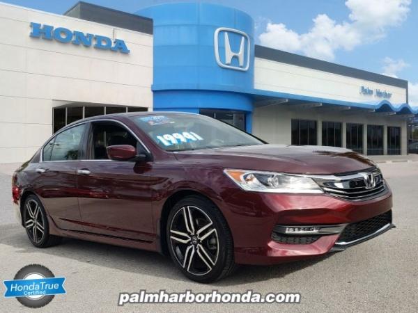 2017 Honda Accord in Palm Harbor, FL