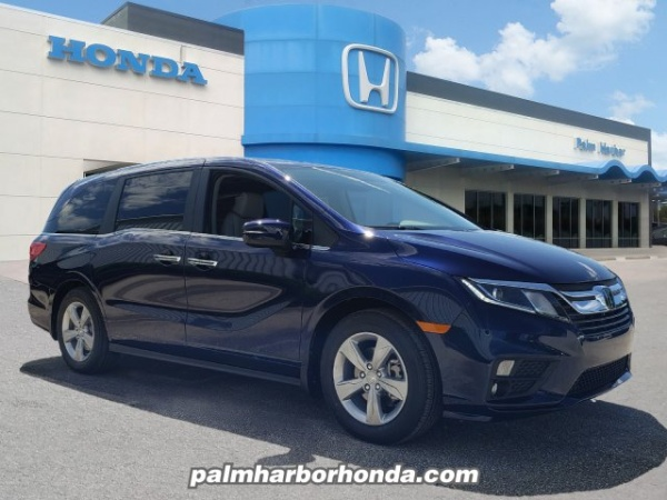 2020 Honda Odyssey in Palm Harbor, FL