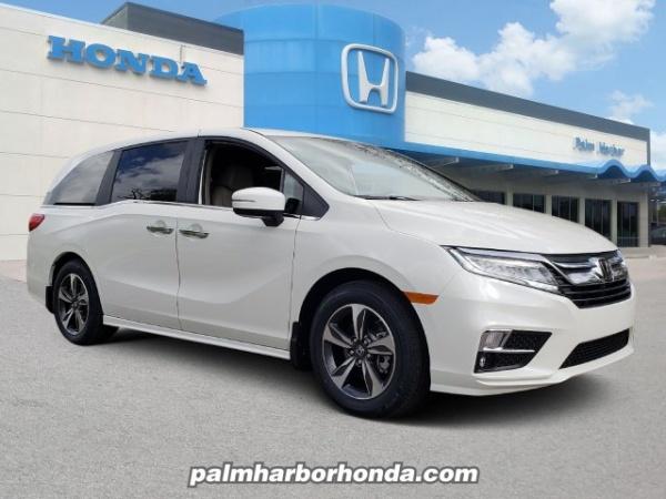 2019 Honda Odyssey in Palm Harbor, FL
