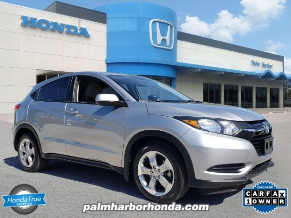 2017 Honda HR-V in Palm Harbor, FL