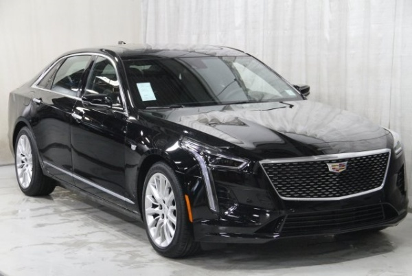 2020 Cadillac CT6 in Des Moines, IA