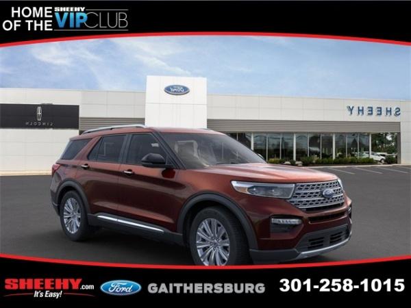 2020 Ford Explorer in Gaithersburg, MD
