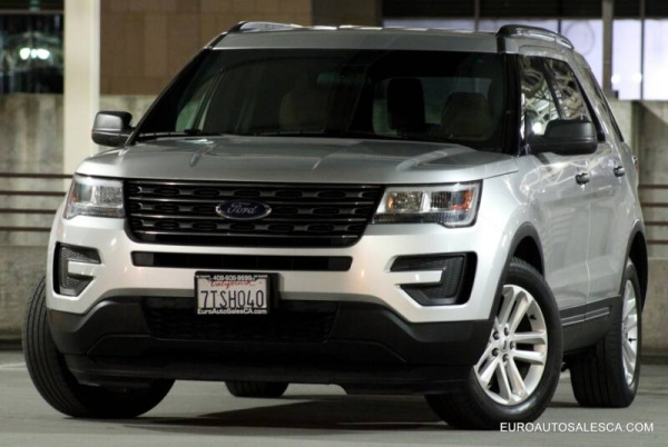 2016 Ford Explorer in Santa Clara, CA