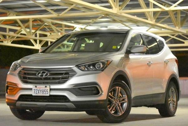 2018 Hyundai Santa Fe Sport Base 2 4l Fwd For Sale In Santa Clara