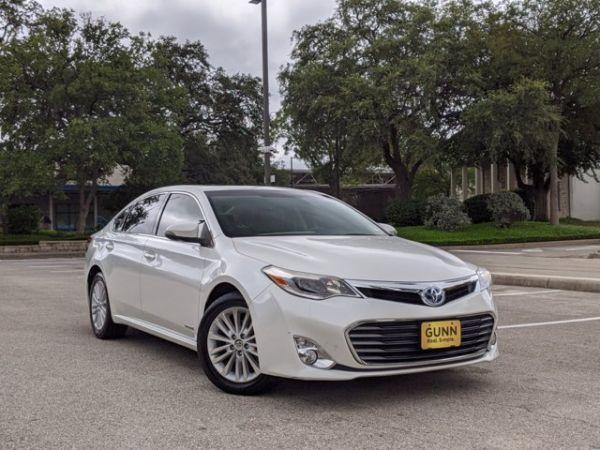 2013 Toyota Avalon Hybrid Hybrid Limited