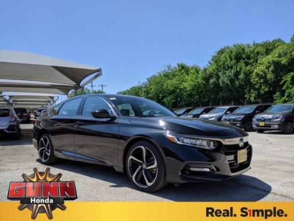 2020 Honda Accord in San Antonio, TX
