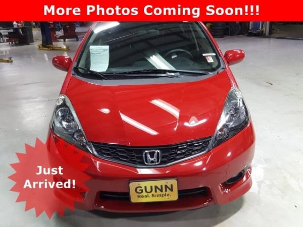 2013 Honda Fit Sport w/Navi