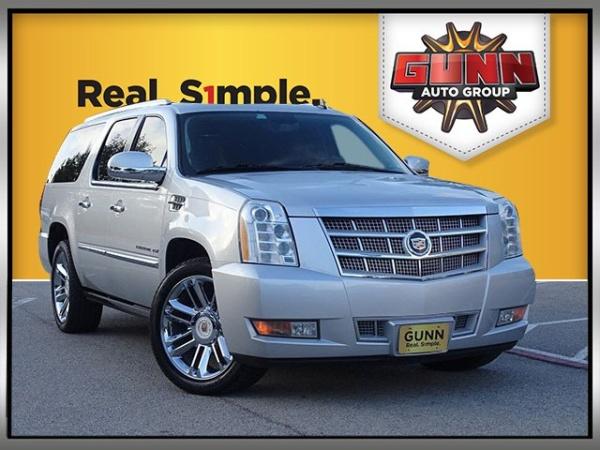 2013 Cadillac Escalade ESV Platinum Edition