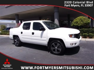 Used 2014 Honda Ridgeline Sport 4WD For Sale In Fort Myers, FL
