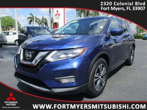 2017 Nissan Rogue in Fort Myers, FL