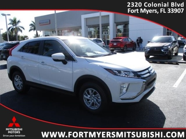 2019 Mitsubishi Eclipse Cross in Fort Myers, FL