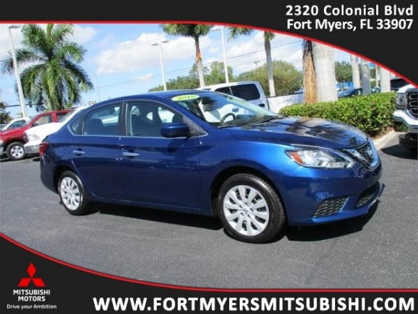 2018 Nissan Sentra in Fort Myers, FL