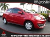 2018 Mitsubishi Mirage ES Hatchback CVT for Sale in Fort Myers, FL