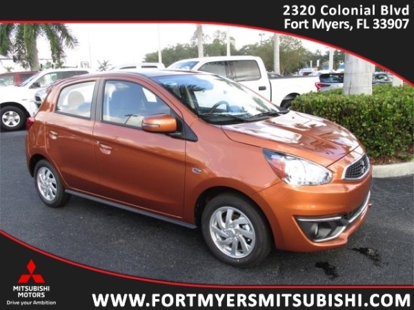 2019 Mitsubishi Mirage in Fort Myers, FL
