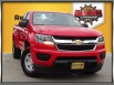 2016 Chevrolet Colorado WT Extended Cab Standard Box 2WD Manual for Sale in Selma, TX