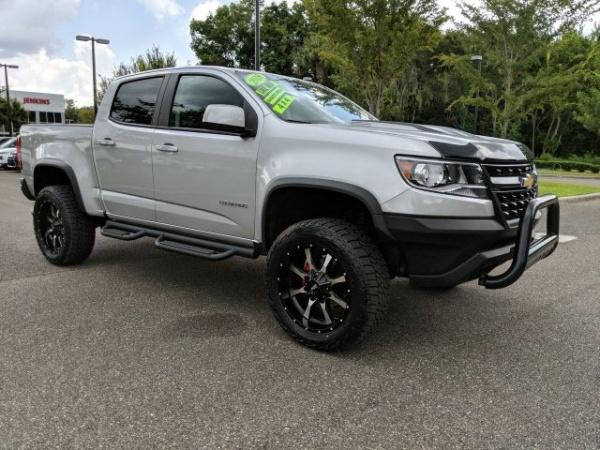 2018 Chevrolet Colorado in Gainesville, FL