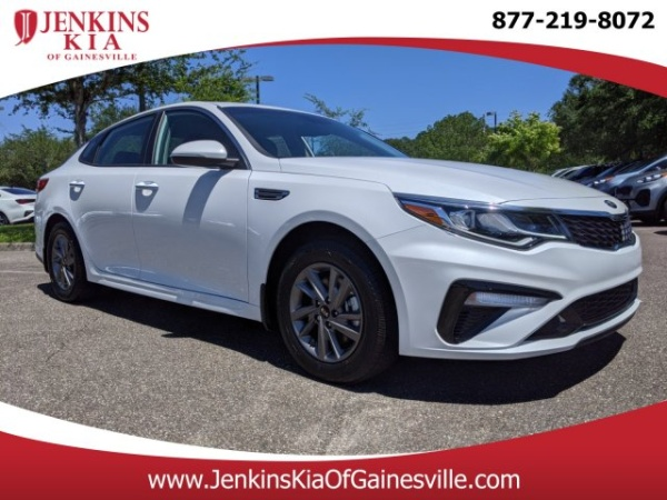 2020 Kia Optima in Gainesville, FL