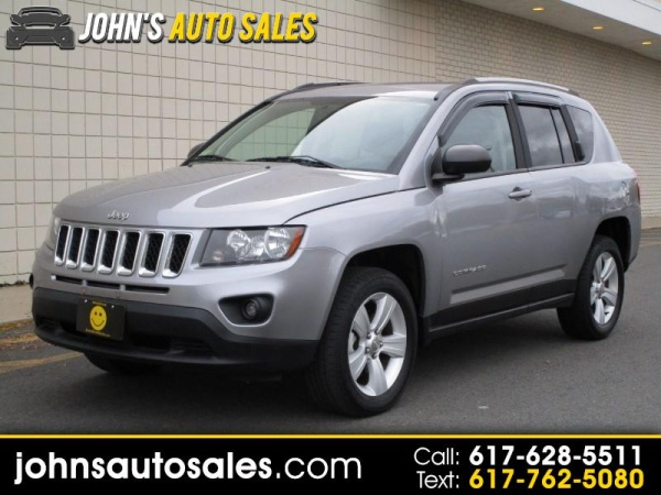 2016 Jeep Compass in Somerville, MA