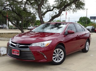 Used 2017 Toyota Camry LE I4 Automatic For Sale In San Antonio, TX