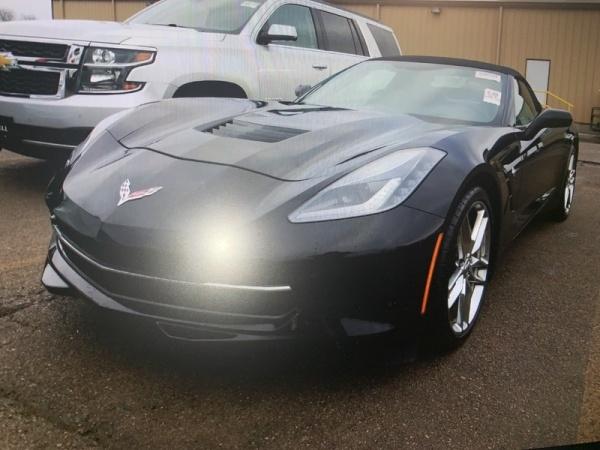 2018 Chevrolet Corvette LT