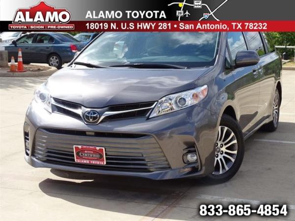 2019 Toyota Sienna in San Antonio, TX