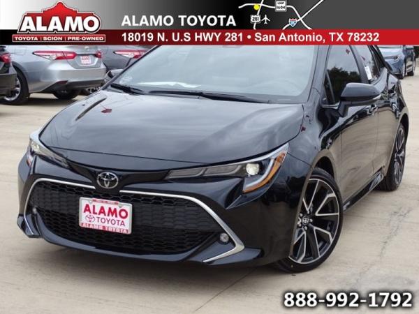 2020 Toyota Corolla Hatchback in San Antonio, TX