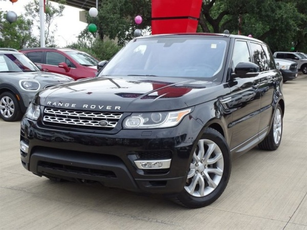 2016 Land Rover Range Rover Sport in San Antonio, TX