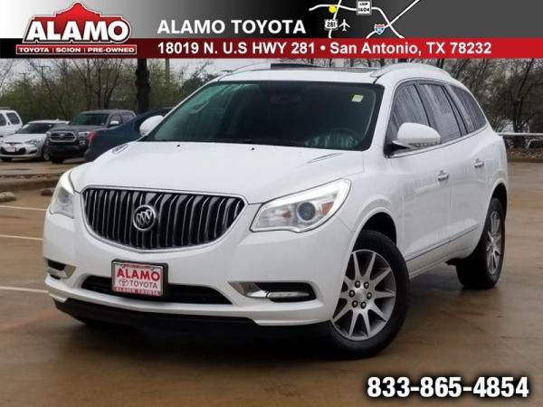 2016 Buick Enclave in San Antonio, TX