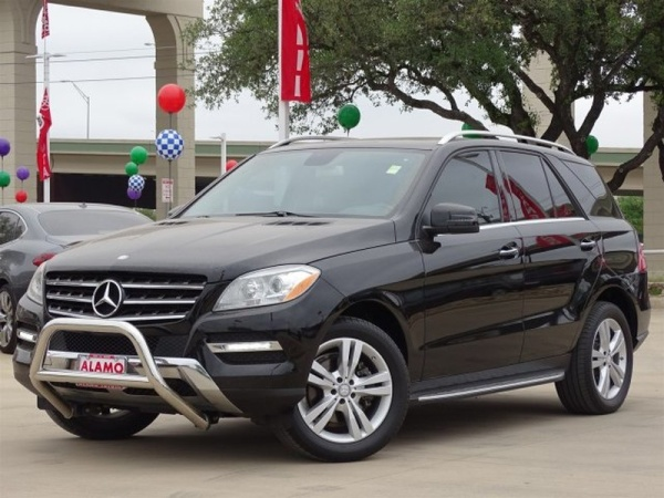 Used mercedes benz ml for sale in san antonio tx u s for Used mercedes benz san antonio