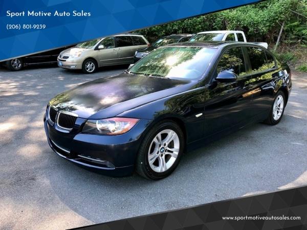 2008 BMW 3 Series 328i Sedan For Sale in Seattle, WA | TrueCar