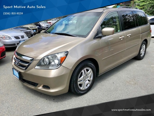 2006 Honda Odyssey Reliability - Consumer Reports