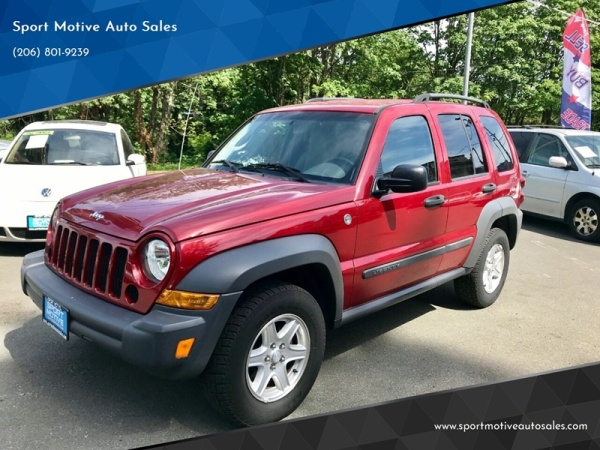 2006 Jeep Liberty Reviews, Ratings, Prices - Consumer Reports