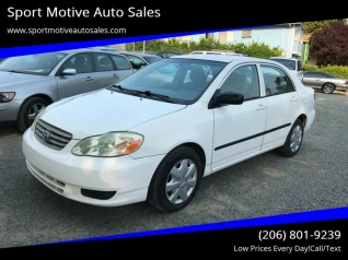 Corolla For Sale >> Used 2003 Toyota Corollas For Sale Truecar