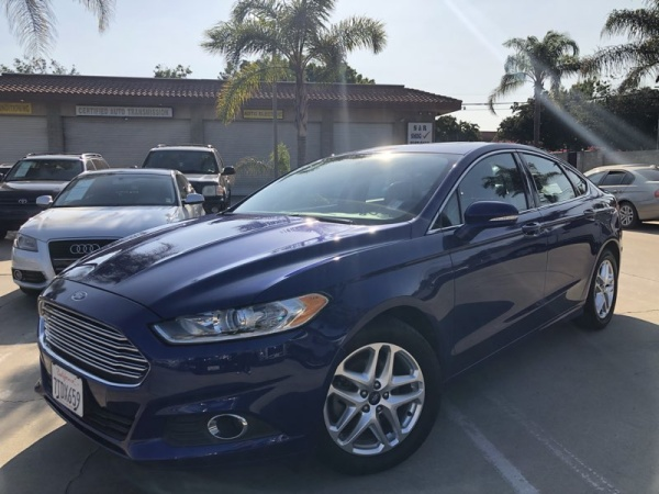 2013 Ford Fusion in Upland, CA