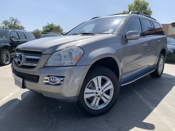 2007 Mercedes-Benz GL in Upland, CA