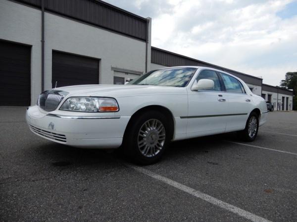 2007 Lincoln Town Car Signature Limited For Sale In Spotsylvania Va