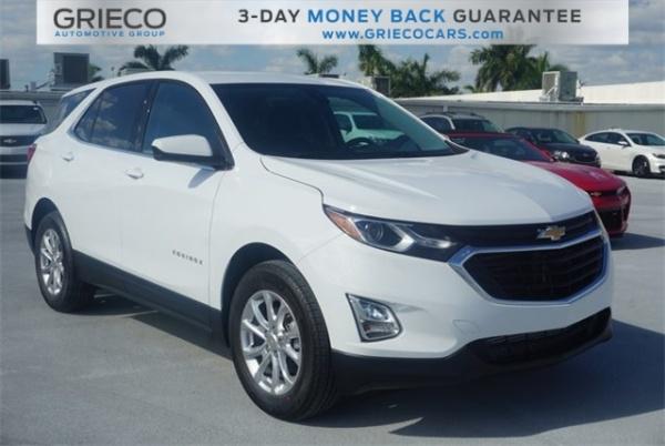 2020 Chevrolet Equinox in Fort Lauderdale, FL