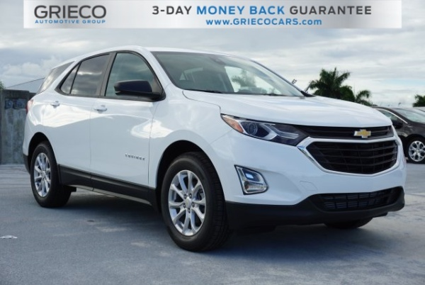2020 Chevrolet Equinox in Fort Lauderdale, FL
