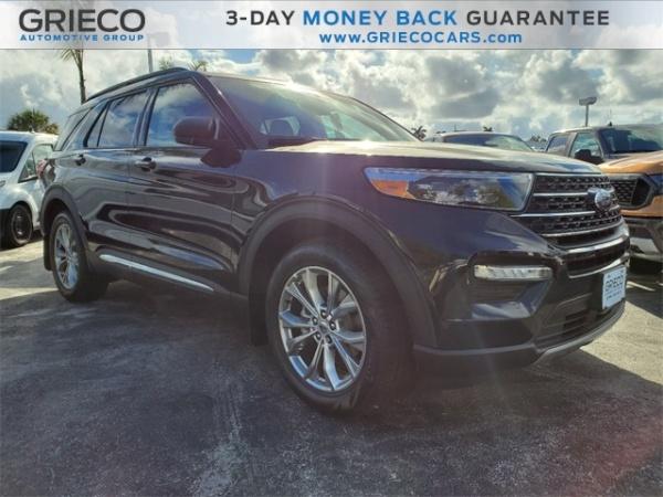 2020 Ford Explorer in Delray Beach, FL