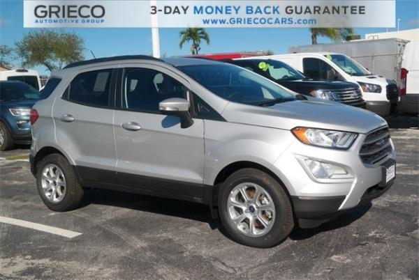 2020 Ford EcoSport in Delray Beach, FL