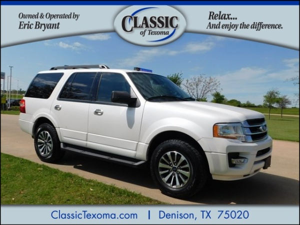 2017 Ford Expedition in Denison, TX