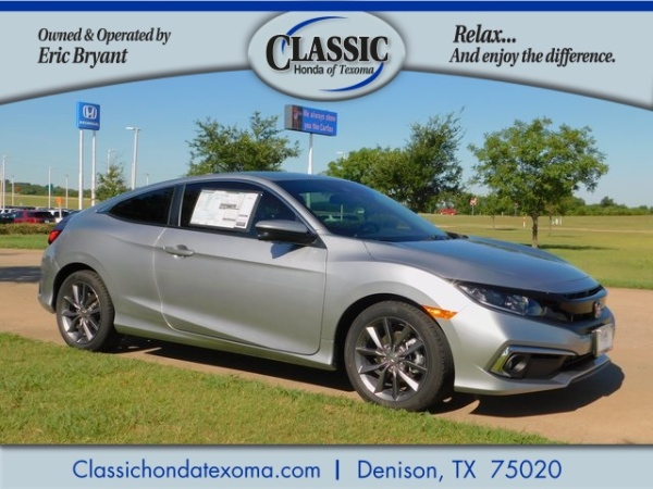2020 Honda Civic in Denison, TX