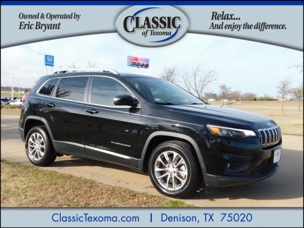 2019 Jeep Cherokee in Denison, TX