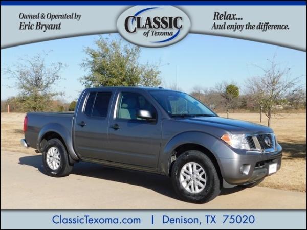 2018 Nissan Frontier in Denison, TX