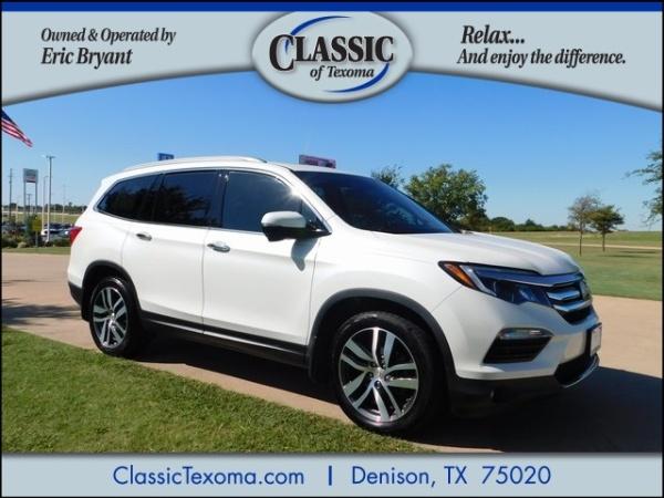 2017 Honda Pilot in Denison, TX