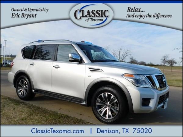 2018 Nissan Armada in Denison, TX