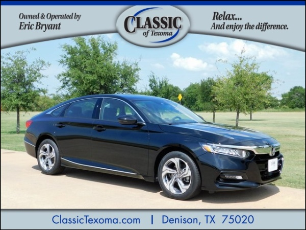 2019 Honda Accord in Denison, TX